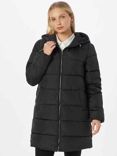 VILA Jacke in schwarz, Modelansicht