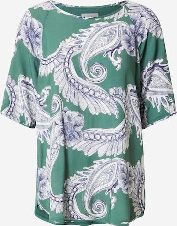 LIEBLINGSSTÜCK Shirt 'Calen' in Grün