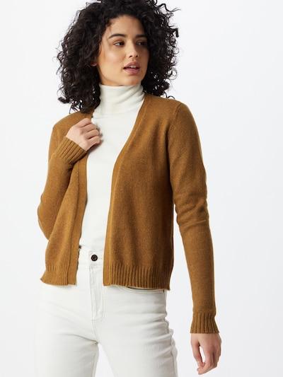VILA Cardigan 'VIRIL' in karamell, Modelansicht