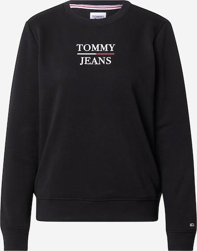 Tommy Jeans Sweatshirt in Dark blue / Melon / Black / White, Item view