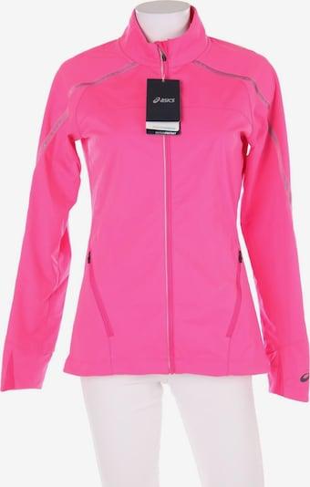 ASICS Trainingsjacke in M in pink, Produktansicht