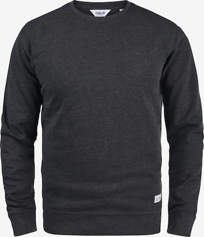 !Solid Sweatshirt 'Tarabo' in dunkelgrau, Produktansicht
