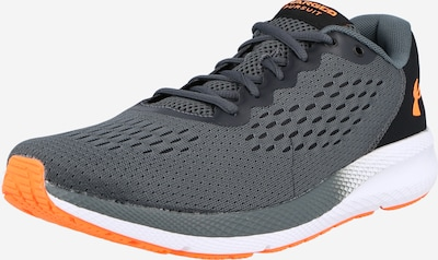 UNDER ARMOUR Chaussure de course 'Charged Pursuit 2' en gris / orange / noir, Vue avec produit
