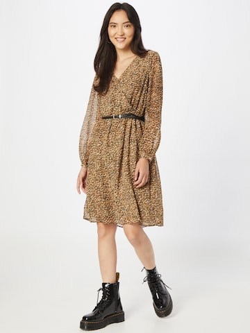 Orsay Shirt Dress in Beige