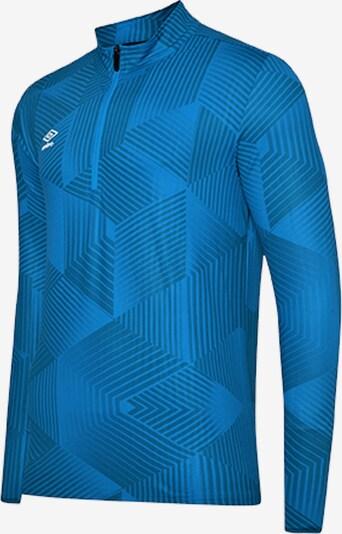 UMBRO Sweatshirt in blau, Produktansicht