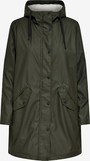 ONLY Prijelazna jakna 'SALLY' u tamno zelena / bijela, Pregled proizvoda