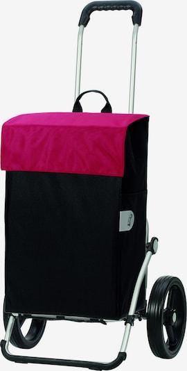 Andersen Shopper Einkaufstrolley 'Hera' 56 cm in cyclam / schwarz, Produktansicht