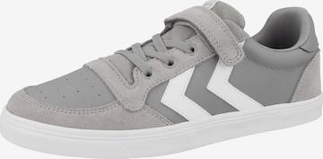 Hummel Sneaker in Grau