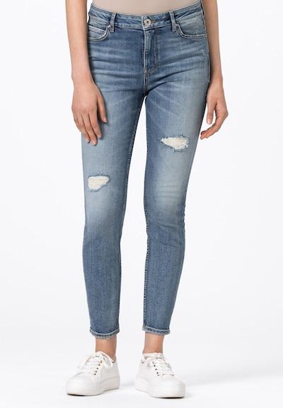 HALLHUBER Jeans  'Mia' in blue denim, Modelansicht