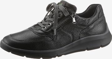 WALDLÄUFER Sneaker in Schwarz