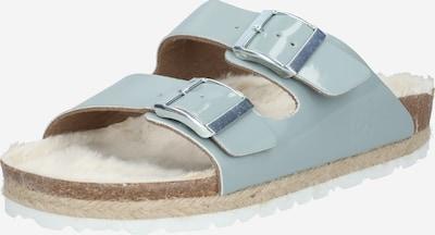 espadrij l´originale Pantolette in hellblau, Produktansicht