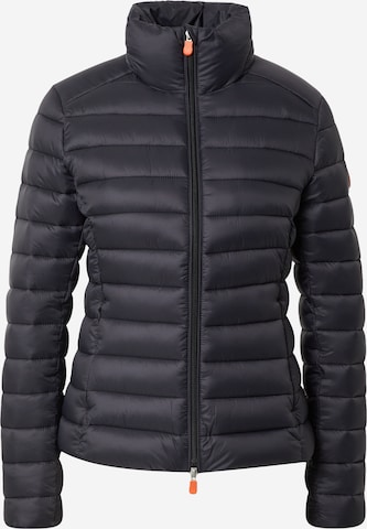 SAVE THE DUCKPrijelazna jakna 'Carly' - crna boja
