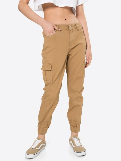 ABOUT YOU Hose 'Leah' in beige, Modelansicht