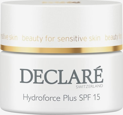 Declaré Hydro Force Creme Plus in weiß, Produktansicht