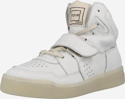 Sneaker înalt 'Opa' MJUS pe alb, Vizualizare produs