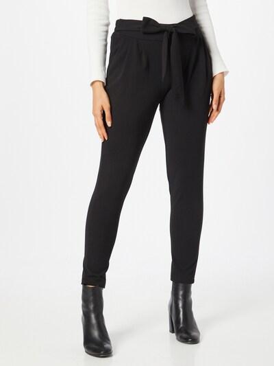 Hailys Hose 'Emilia' in schwarz, Modelansicht