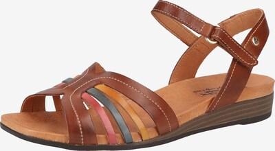 PIKOLINOS Sandalen in braun, Produktansicht
