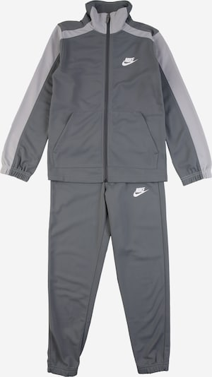 Nike Sportswear Trainingsanzug in grau / stone, Produktansicht