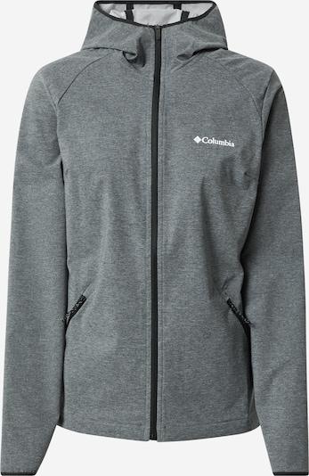 COLUMBIA Přechodná bunda 'Heather' - šedá / černá, Produkt