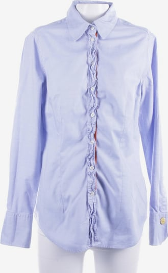 0039 Italy Bluse / Tunika in M in himmelblau, Produktansicht
