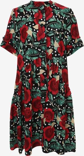 Madam-T Kleid in mischfarben, Produktansicht