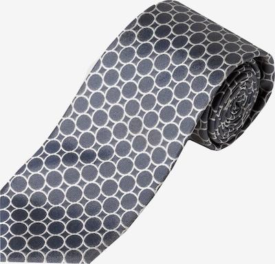 JP1880 Krawatte in marine / weiß, Produktansicht