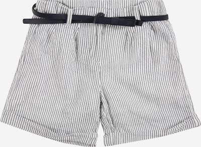 OVS Shorts in nachtblau / grau / weiß, Produktansicht