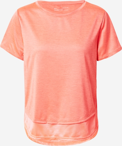 UNDER ARMOUR Performance Shirt 'Tech' in Pink, Item view