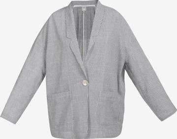 Usha Blazer in Grey