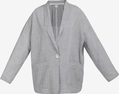 Usha Blazer en gris / blanc, Vue avec produit