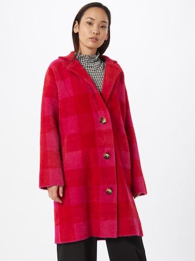 Essentiel Antwerp Prijelazni kaput u roza / crvena, Prikaz modela