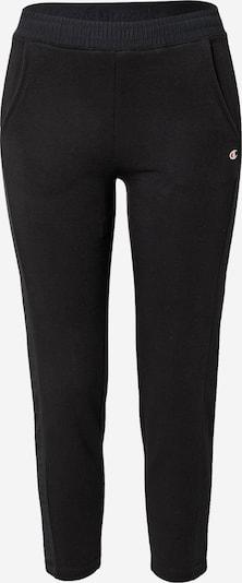 Champion Authentic Athletic Apparel Pantalon en noir, Vue avec produit