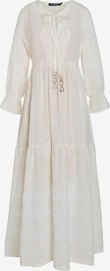 Ana Alcazar Robe ' Dacotea ' en blanc, Vue avec produit