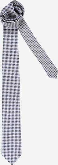 JOOP! Krawatte in blau / weiß, Produktansicht