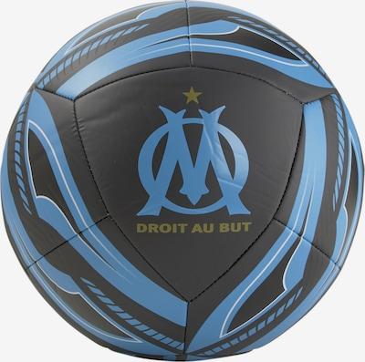 PUMA Fußball in azur / schwarz, Produktansicht