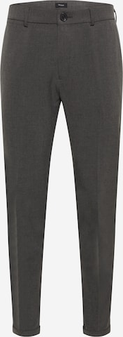 Matinique Trousers with creases 'Liam' in Grey