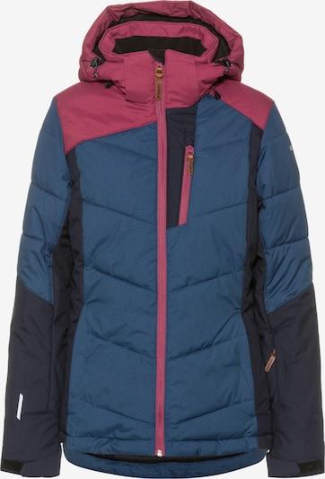 ICEPEAK Veste outdoor en marine / bleu roi / pitaya, Vue avec produit