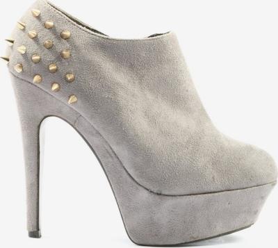 Belle Women Dress Boots in 39 in Light grey, Item view