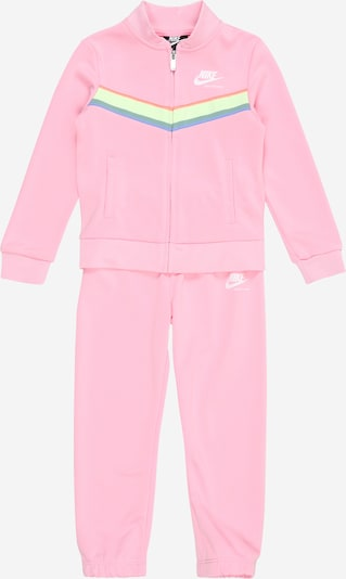 Nike Sportswear Jogginganzug in rosa, Produktansicht