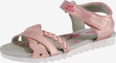 LICO Sandale in altrosa, Produktansicht
