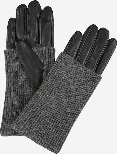 ONLY Prstové rukavice 'ONLROBBY' - šedý melír / černá, Produkt