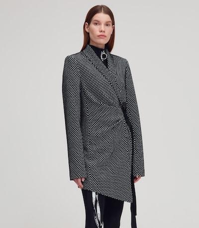 Monosuit Blazer 'EVERYTHING-POSSIBLE' in schwarz, Modelansicht