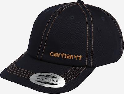 Carhartt WIP Keps i mörkblå / guldgul, Produktvy