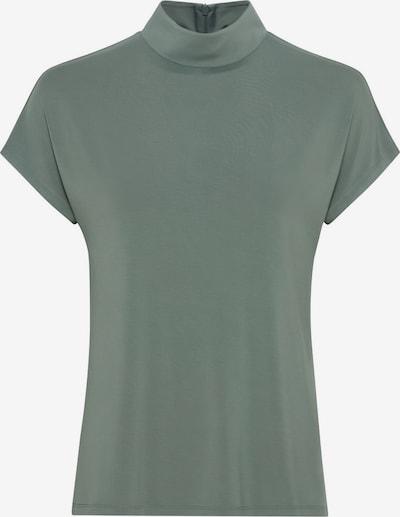HALLHUBER Shirt in dunkelgrün, Produktansicht