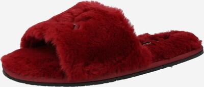Calvin Klein Slippers in Burgundy, Item view