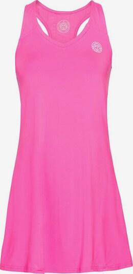 BIDI BADU Tennis-Kleid Sira mit Racerback in pink, Produktansicht
