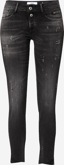 Jeans Le Temps Des Cerises pe negru, Vizualizare produs
