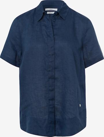 BRAX Bluse 'Velia' in Blau
