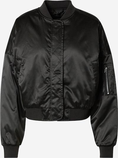 Urban Classics Φθινοπωρινό και ανοιξιάτικο μπουφάν σε μαύρο, Άποψη προϊόντος
