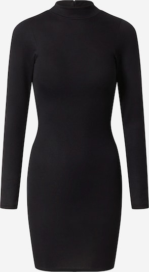 Motel Obleka 'Quelin' | črna barva, Prikaz izdelka